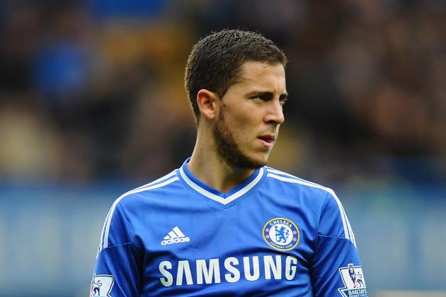 Jose Mourinho Reportedly 'Has Issues' with Eden Hazard, Ashley Cole at Chelsea