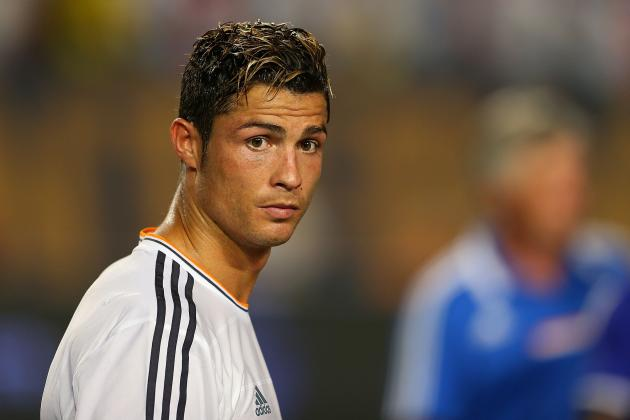 Cristiano Ronaldo's Letter Sees Florida Court Drop Charges Against Pitch Invader
