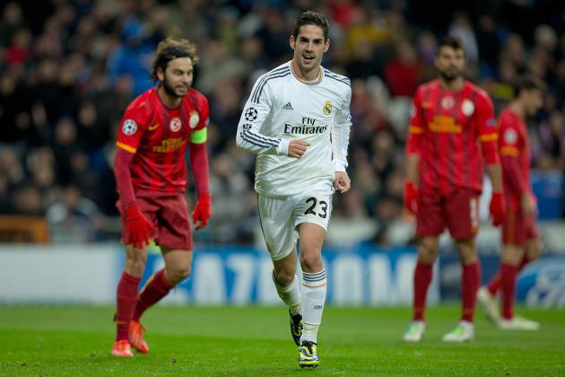 Assessing Isco's Real Madrid Form and Progress This Season