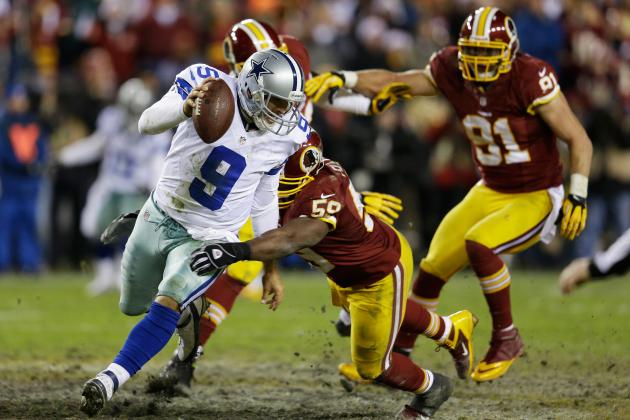 Dallas Cowboys vs. Washington Redskins: Breaking Down Washington's Game Plan