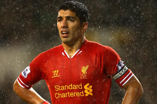 Luis Suarez Warned to Think Hard Before Signing New Liverpool Contract