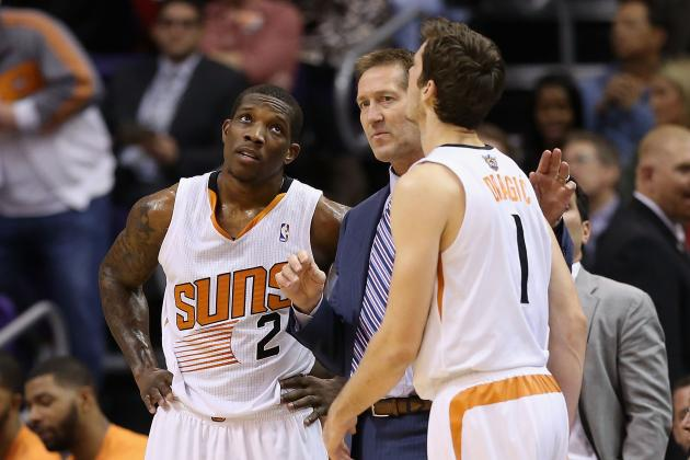 Can Surprising Phoenix Suns Actually Stay in the Playoff Race?