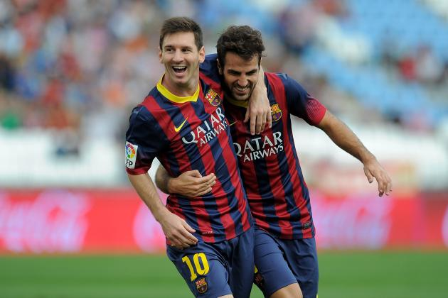 Cesc Fabregas Claims Anti-Lionel Messi Agenda, Hints at Real Madrid Jealousy