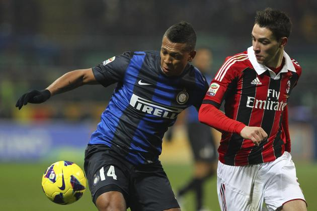 Inter Milan vs. AC Milan: TV and Live Stream Info, Prediction and Key Battles