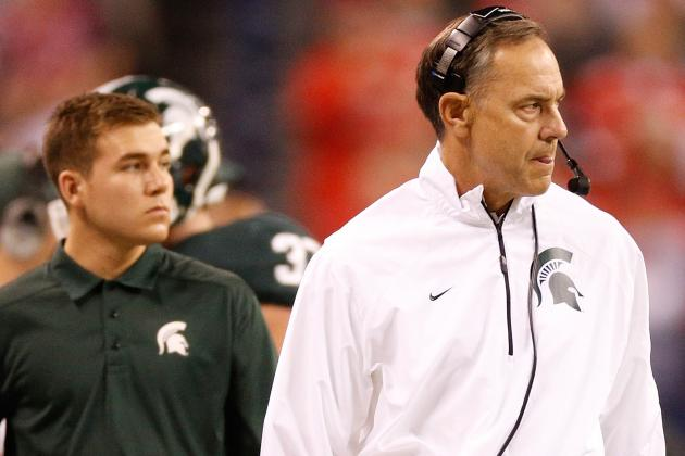 Michigan State's Offense Steadily Improves over Season