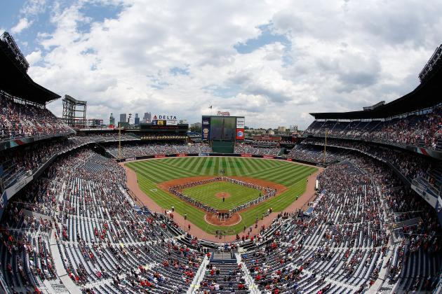 Atlanta Tea Party Group Has a Big Problem with Braves' New Stadium