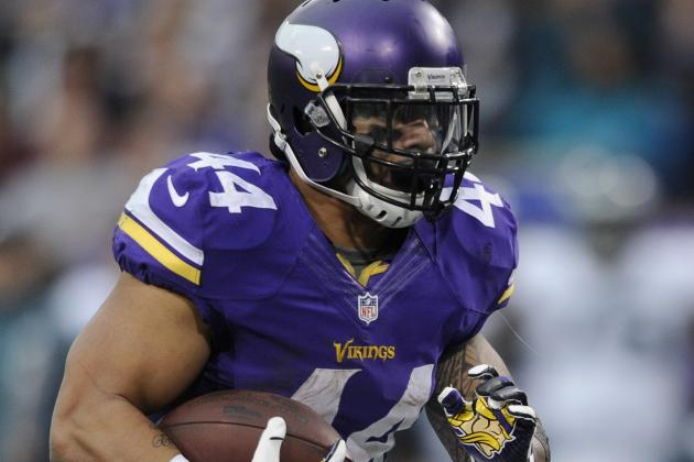 Rhodes, Asiata Held out of Vikings Practice