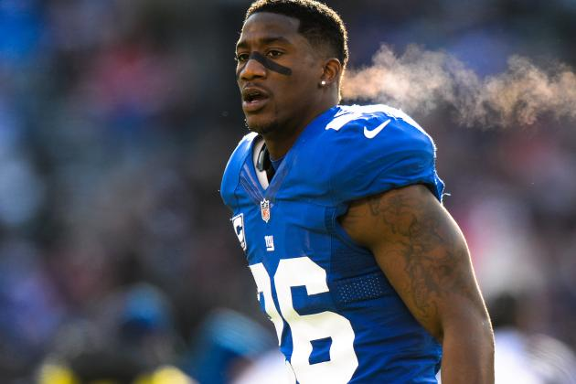 Antrel Rolle Done Talking About Locker Room Friction, the Giants' Future