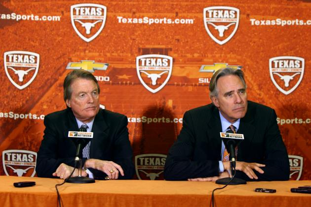 Texas Has a Coaching Search Committee: Is This Really Steve Patterson's Hire?