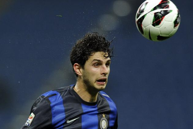 Arsenal Transfer Rumours: Andrea Ranocchia Move Makes for Ideal January Pickup