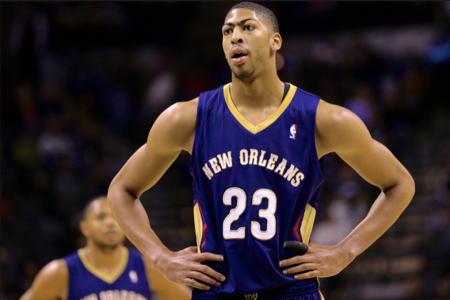 Anthony Davis Will Have Pelicans Competing with NBA Contenders Soon Enough