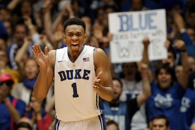 Jabari Parker Is Making Strong Case to Become No. 1 Prospect for 2014 NBA Draft