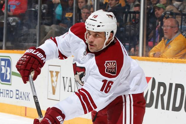 Coyotes Recall Klesla from AHL