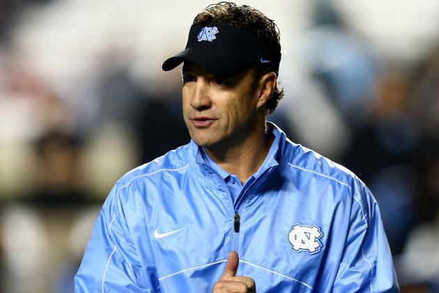 Tar Heels Prepare with Hints of New Wrinkles for Bowl