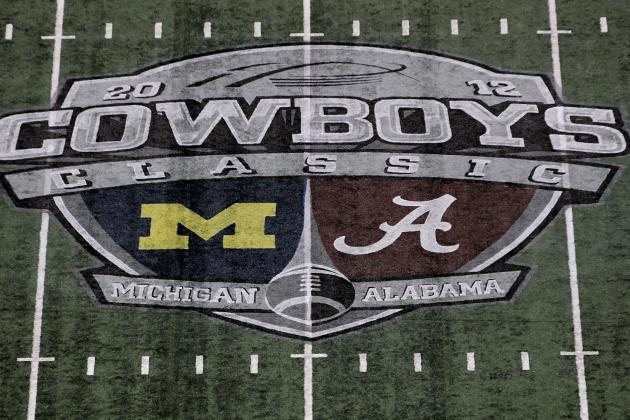 Florida and Michigan Set to Meet in the 2017 Cowboys Classic