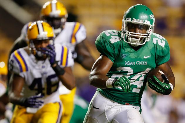 Heart of Dallas Bowl Betting Odds: UNLV vs. North Texas Analysis and Prediction