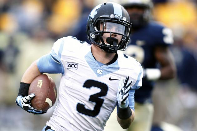 Carolina: The Switzer Effect
