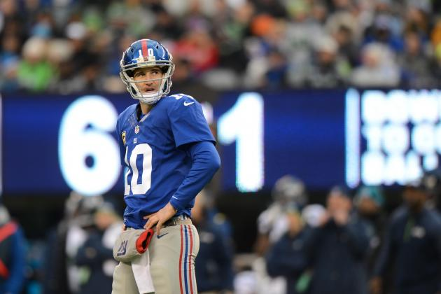 New York Giants Mailbag: An Early Jump on the Offseason