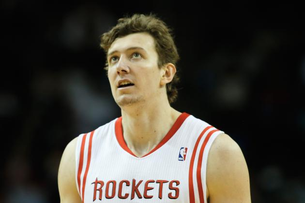 Omer Asik Trade Rumors: Why Boston Celtics Are Best Trade Partner for Houston