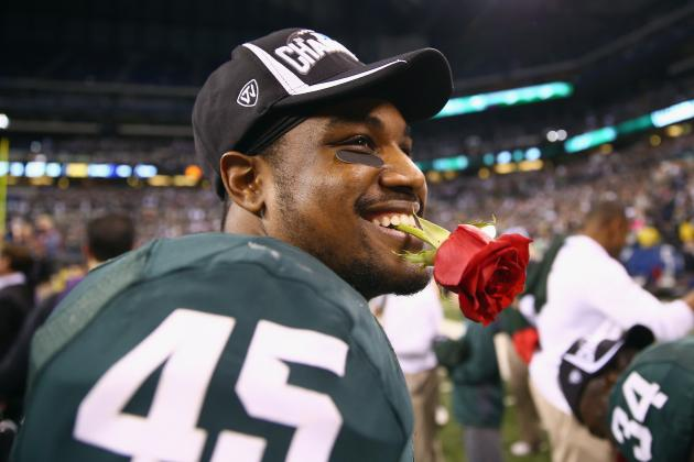 Michigan State Can Really Shake Little Brother Tag with Rose Bowl Win