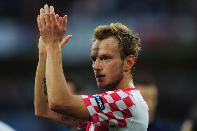 Liverpool Transfer Rumours: Ivan Rakitic Could Be Rodgers' Next Midfield General