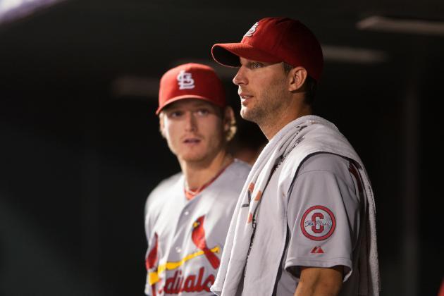 2014 St. Louis Cardinals Pitchers Reminiscent of Atlanta Braves Trio