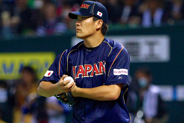 Masahiro Tanaka Rumors: Rakuten Golden Eagles Reportedly Won't Post Star Pitcher