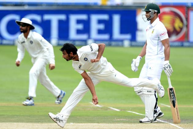South Africa vs. India, 1st Test: Day 2 Scorecard and Report from Johannesburg