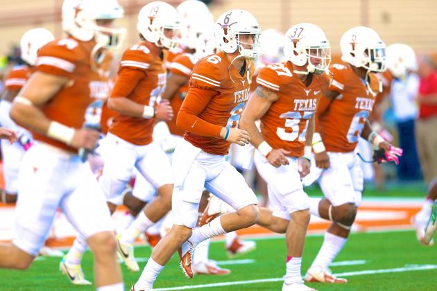 Texas Tops 'Forbes' List of Most Valuable College Football Teams