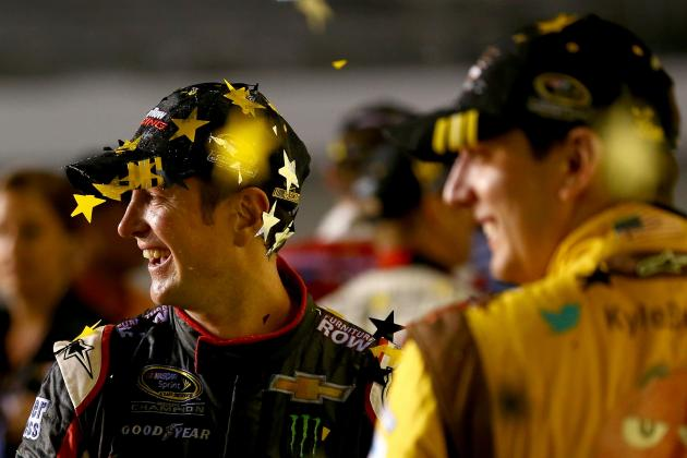 Why Kyle and Kurt Busch Are Both Legit NASCAR Sprint Cup Title Threats in 2014