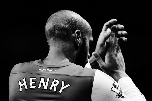 Thierry Henry: The Invincible Who Became Immortal