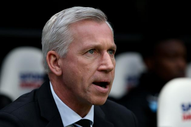 Alan Pardew Deserves Credit for Surviving at Newcastle, If Nothing Else