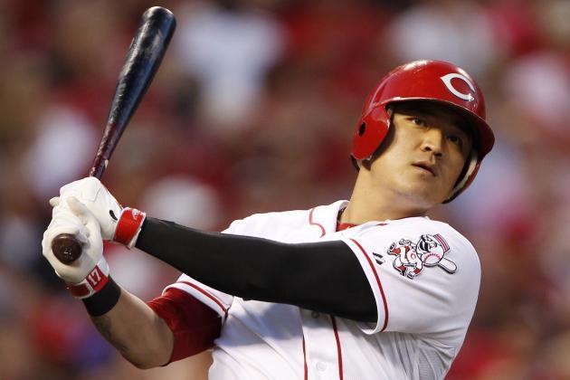 Shin-Soo Choo Has Few Options Left for 2014 MLB Season