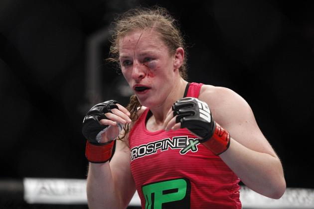 TUF 20 Could Have Female Coaches, but Doesn't Need Them
