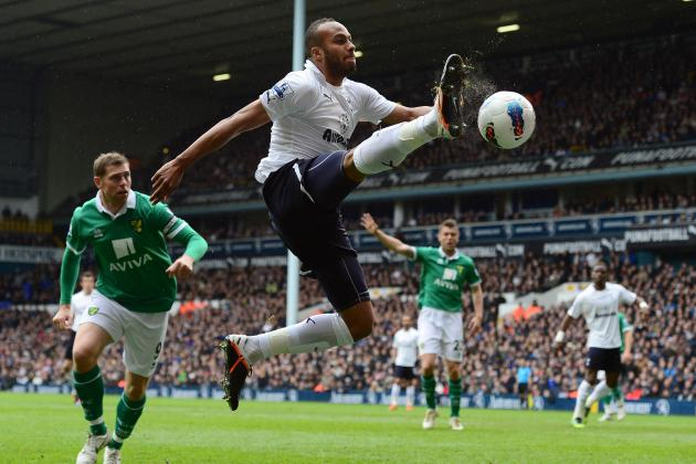 It's Crunch Time for Younes Kaboul at Tottenham Hotspur