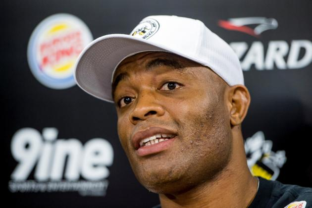 Anderson Silva: Chris Weidman Rematch at UFC 168 Is for My Legacy