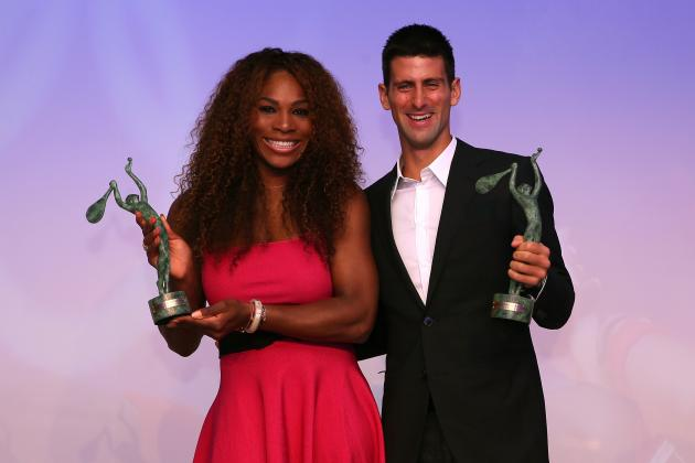 Djokovic, Serena Named ITF 2013 World Champions