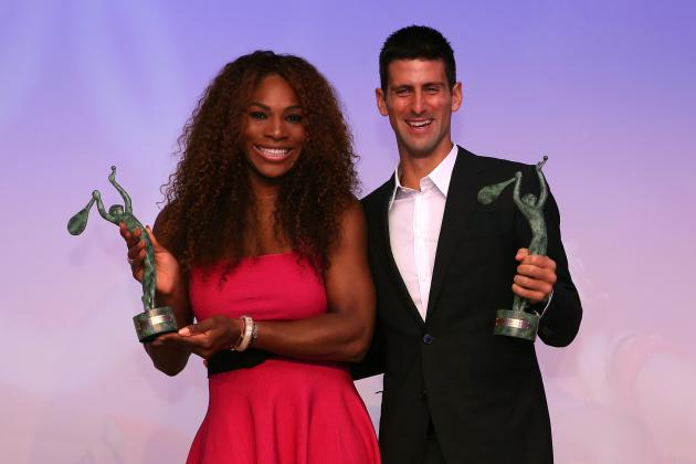 Novak Djokovic, Serena Williams Win 2013 ITF Awards
