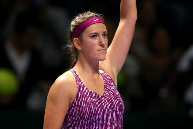Azarenka Has Flower Named for Her, and More