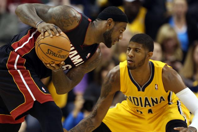 Can Paul George Reach the LeBron James Level of Stardom?