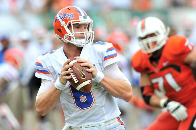 SEC Football Q&A: Will Florida's Struggles Continue in 2014?