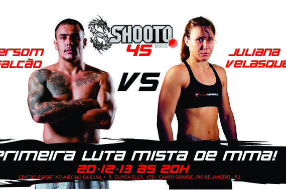 Man Versus Woman MMA Bout Will Not Happen at Shooto Brazil 45