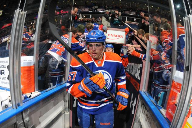 Forward David Perron 'Expects More' out of Edmonton Oilers