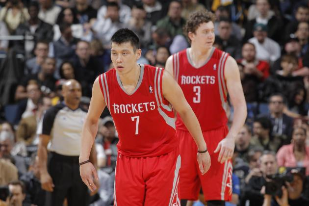 Best Potential Jeremy Lin Trade Scenarios Houston Rockets Could Explore