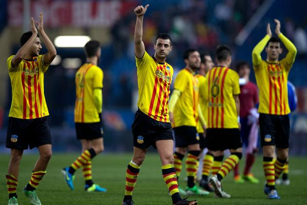 Copa Del Rey 2013: Teams to Watch for in Round of 16