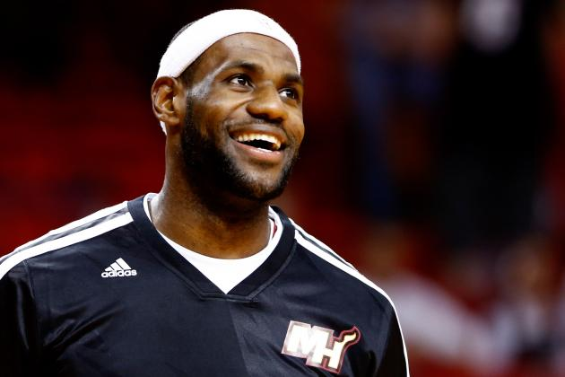 Debate: Will LeBron Win a 3rd Straight MVP?