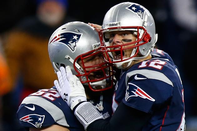 Patriots Won't Go Quietly in Playoffs