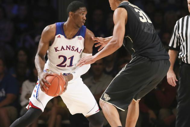 Best-Case, Worst-Case NBA Projection for Rising 2014 Draft Star Joel Embiid