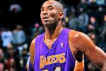 Kobe Out 6 Weeks with Knee Fracture...