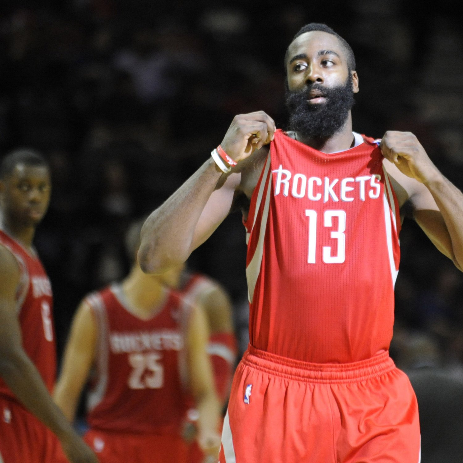 Houston Rockets Zach Lowe: Houston Rockets Continue To Play Dangerous Game With James